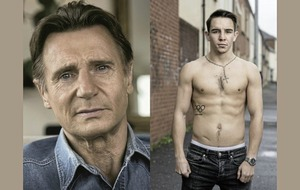 Liam Neeson and Michael Conlan feature in 'portrait of Ireland' exhibition