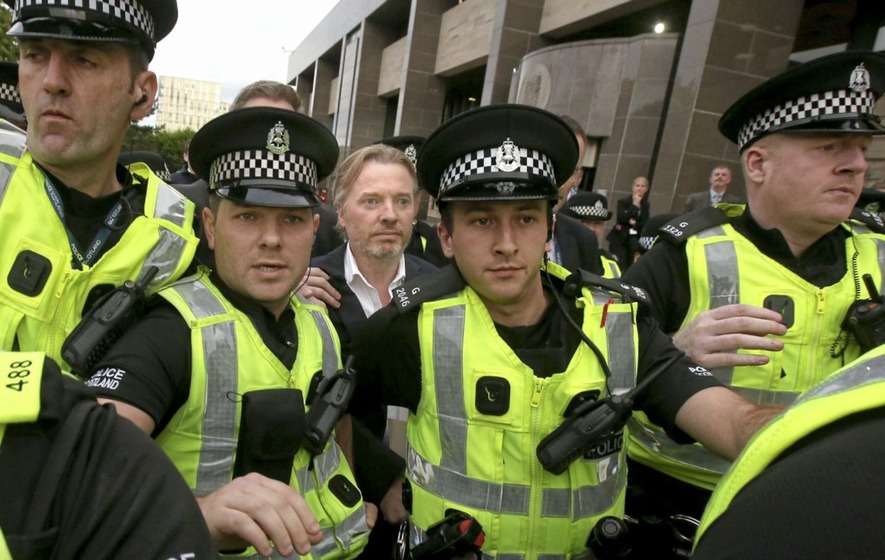 Ex-Rangers owner Craig Whyte goes on trial accused of a fraudulent purchase of club