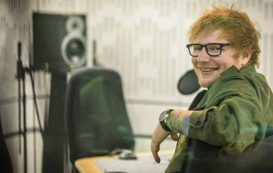 Ed Sheeran makes Time's 2017 list of 100 Most Influential People