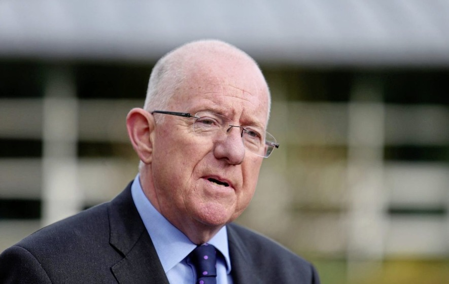 Charlie Flanagan: Brexit must not change provisions in Good Friday Agreement