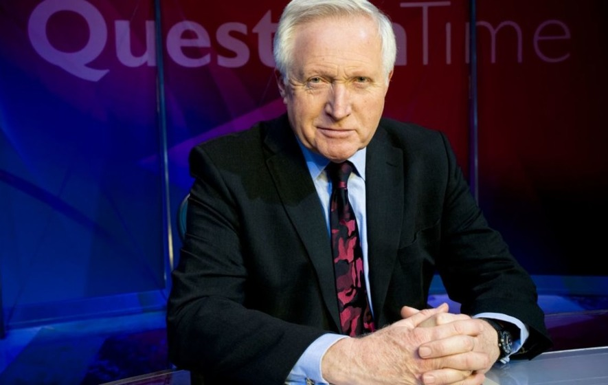 David Dimbleby to front his 10th general election special for the BBC