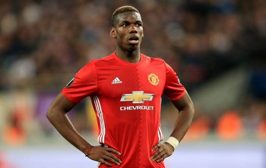 The internet is collectively drooling over Paul Pogba's incredible pass