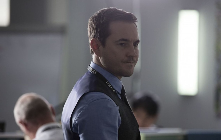 Video: Gritty cop role all in the line of duty - Martin Compston
