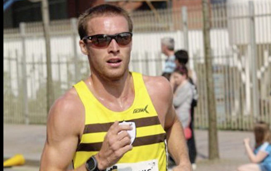 Stephen Scullion running for redemption in London Marathon