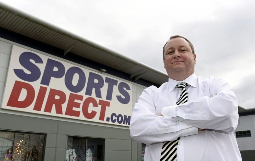 Sports Direct buys two US chains in £78m debt deal