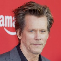 Kevin Bacon admits he cracks up when people talk about his new show