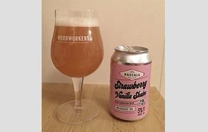 Craft beer: Rascals' Strawberry Vanilla Shake a Willy Wonka brew