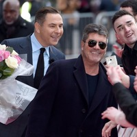 You need to see David Walliams and Simon Cowell's face-swap photo