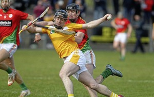 Antrim looking to keep the foot on Carlow's throat in Christy Ring Cup clash