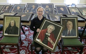 Appeal for public's help to reunite portraits of residents of former Belfast residential home with relatives