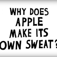 Apple makes its own fake sweat to test out new products