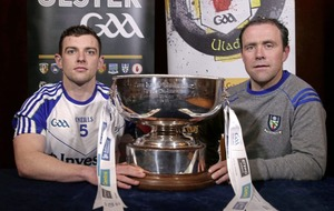 Monaghan boss Trevor Hilliard ready to go head-to-head with former manager Mattie Lennon