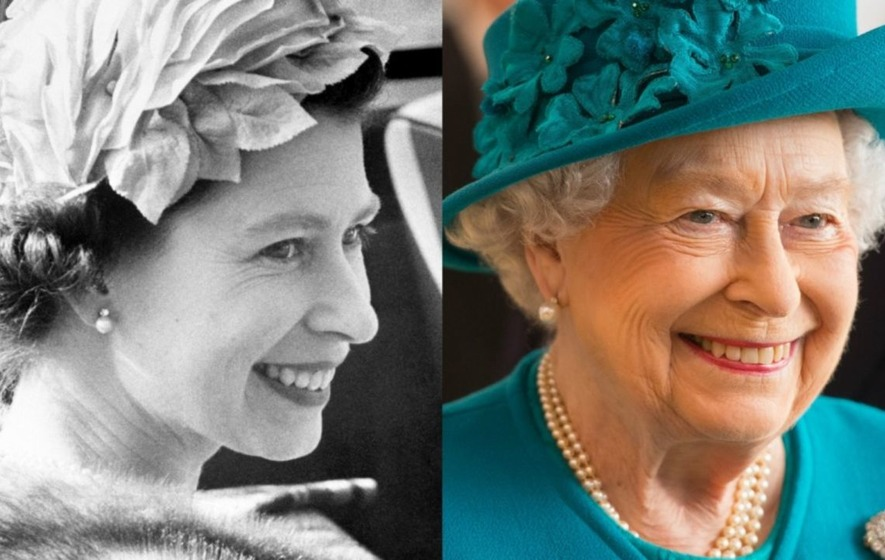 Britain's Queen Elizabeth celebrates 91st birthday