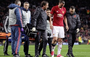 Jose Mourinho admits Manchester United are in big trouble with injuries