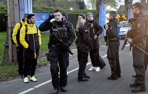 Dortmund bus-bombing suspect motivated by financial greed says prosecutors