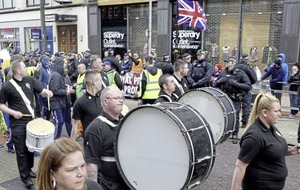 Loyalists to protest at republican parade