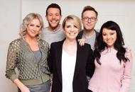 Pop group Steps top iTunes chart