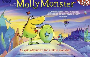 Molly Monster epic adventure set to capture the hearts of preschool children