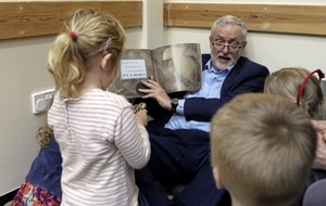 Labour gaining ground says Corbyn as May dodges pensions question