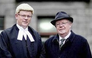 Turlough O'Donnell: Judge who jailed Shankill Butchers dies after 'a life courageously lived'
