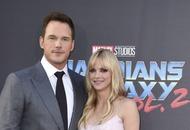 Anna Faris thanks 'rock' Chris Pratt as he gets star on Walk of Fame