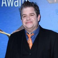 Comedian Patton Oswalt says year after wife's death 'awful but not fatal'