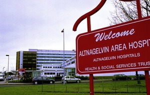 Vomiting bug and staff shortages forces Altnagelvin hospital to close 25 beds