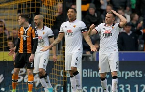 Troy Deeney absolutely tore into his Watford side after defeat at Hull