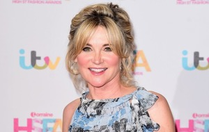 Anthea Turner monitored Grant Bovey's satnav when she thought he was unfaithful
