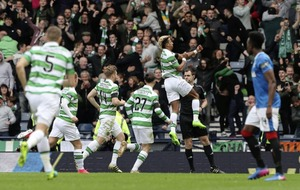 Scott Sinclair targets treble after Celtic see off Rangers in Scottish Cup semi-final