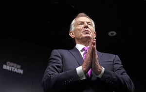 Tony Blair: Hard border after Brexit would be a disaster