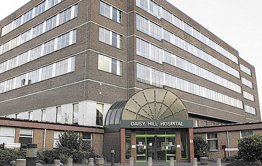 Daisy Hill A&E closure raised with civil service chief