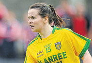 Video: Tir Chonaill star Geraldine McLaughlin to the 4-4 in rout