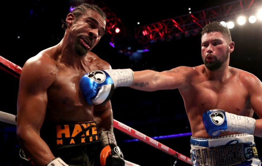 This David Haye and Tony Bellew announcement just made the Anthony Joshua fight even more exciting