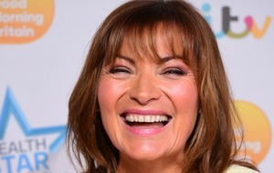 Lorraine Kelly calls on politicians to listen to health workers over NHS
