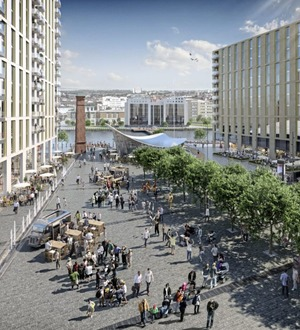 Public to get first sight of plans for £400m Sirocco scheme