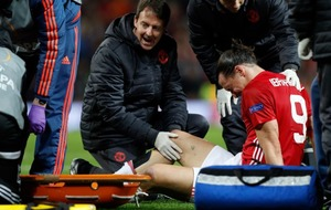 Zlatan Ibrahimovic's defiant Instagram post will have Manchester United fans feeling more positive about his injury