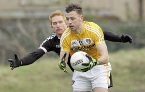 Antrim footballers slam county board in identification row