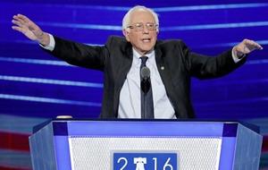 Bernie Sanders to speak at book festival in Dublin
