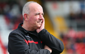 Tommy Breslin takes Cliftonville reins