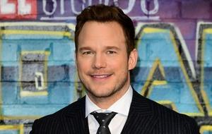 Guardians Of The Galaxy star Chris Pratt considers son when choosing movie roles