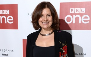 Rebecca Front fed up with 'can women be funny?' question