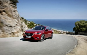 Mazda 6: one of the best cars on sale today
