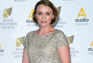 Keeley Hawes blames flat screen TVs for mumblegate