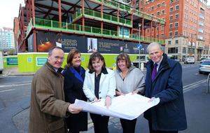 Hastings Hotels to spend £53 million on Grand Central site in Belfast