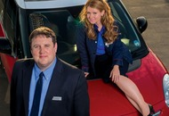 Peter Kay talks Car Share's subtle romance