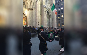 Irish America says goodbye to Martin McGuinness in New York