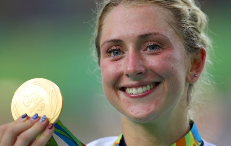 Pregnant Laura Kenny says motherhood won't stop her competing at the next Olympics