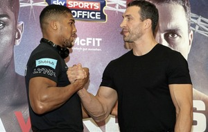 Joshua spree set to continue with victory over Wladimir Klitschko