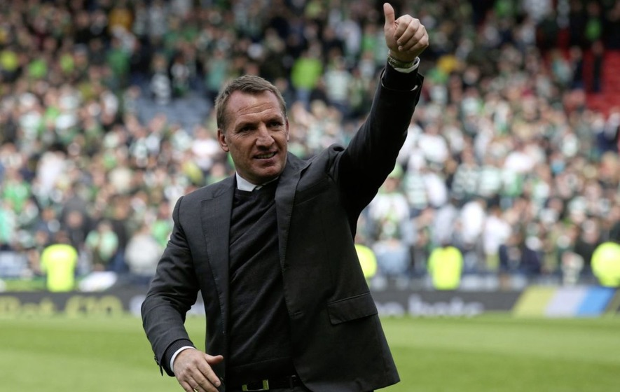 Celtic into Scottish Cup final in treble chase